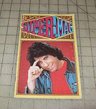 SUPER MAG Vol 1 #1 (1976) Copyright Office Serial Division Sample Issue Magazine