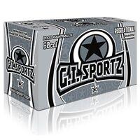 G.I. Sportz 1 Star Cal. 50 Paintballs (2000er Karton)