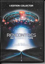 2 DVD ZONE 2 COLLECTOR--RENCONTRES DU TROISIEME TYPE--SPIELBERG/DREYFUSS