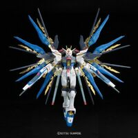 GUNDAM GUNPLA RG 1/144 14 STRIKE FREEDOM GUNDAM ZGMF-X20A MODEL KIT BANDAI