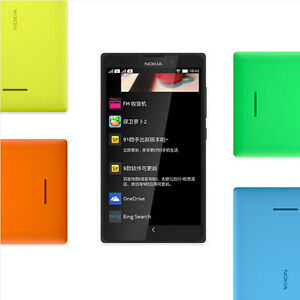 "Nokia XL Dual Sim 3G 5MP WI-FI microSD upto 32GB Android Touch Screen Phone 5.0"""