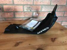 YAMAHA YZF 450 2010 - 2013 ACERBIS MX PLASTIC SKID GLIDE PLATE SUMP GUARD BLACK