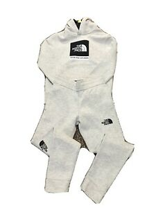 Boys North Face Tracksuit
