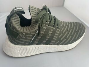 Adidas Originals Womens NMD_R2 Primeknit W Trainers Running Shoes BY9953