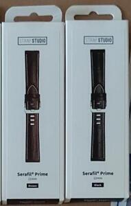 Samsung Serafil® Prime Leather (22mm) Watch Band