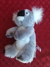 Little Plush Silver Grey & White Koala Bear by Ganz