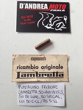 PUNTALINO FRIZIONE LAMBRETTA 50-100-125J,50DELUXE,50SPECIAL,LUI50C-CL/75S-SL
