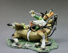 King & Country NA44 NA044 Napoleonic Wars French Dragoon On The Ground New