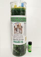 Holy Death Pay Me Now Dressed Candle Kit - Santa Muerte Pagame Pronto