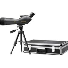 Leupold SX-1 Ventana 2 20-60x80mm Angled Spotting Scope Tripod Kit - 170762