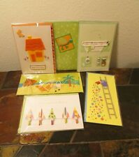 Burgoyne & Paper Magic Group, 6-Greeting Cards, Congratulations & Other, Nip