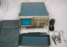 vintage Tektronix 2213A Analog Oscilloscope w/ scope
