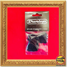 Guitar Pick 096 mm 6x Dunlop Plektrum Delrin-500