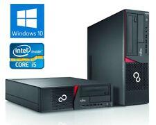 Fujitsu Esprimo E910 E85+ SFF PC, Intel i5-3470, 4-8GB, HDD oder SSD, Win 10 Pro