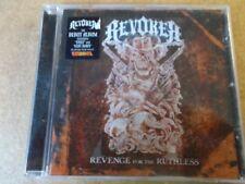 REVOKER,REVENGE FOR THE RUTHLESS,ROADRUNNER,2011