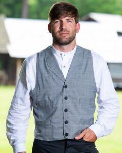 FRONTIER CLASSICS OLD WEST COWBOY CLOTHING SANTA FE  VEST - USA SIZES