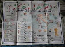Very big poster World Cup 1990, Italy
