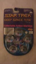 Star Trek Deep Space Nine Collectable Action Marbles By Spectra Star 93 New t61