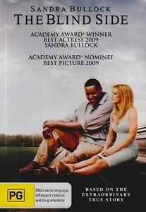 THE BLIND SIDE TRUE STORY DVD
