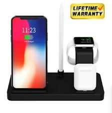 Sodysnay Multi-Function Charging Stand for Samsung & iPhone and Accessories