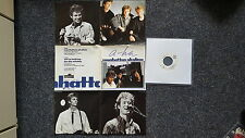 A-ha - Manhattan skyline 7'' Single Germany POSTER COVER