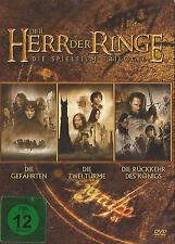 DVD - Der Herr der Ringe - Die Spielfilm Trilogie, 3 DVD / ##