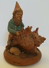 Tom Clark 1983 Gnome Skipper Vintage Signed Statue Retired Collectible #72