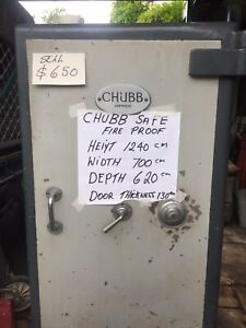 chubb safe
