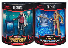 "2019 SDCC Marvel Legends Exclusive 6"" Inch Collector & Grandmaster Action Figure"