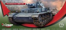 Maquettes et accessoires tanks Mirage