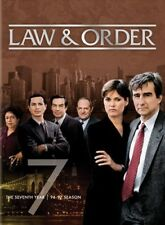 Law & Order: The Seventh Year [New DVD] Boxed Set, Repackaged, Snap Case