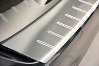 BMW 5er Touring F11 Ladekantenschutz mit Abkantung Sicken AluNox®