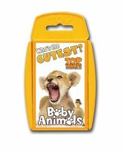 Top TRUMPS Baby Animals - Card Game