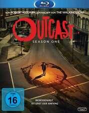OUTCAST STAGIONE 1 Esorcista Horror Serie TV ZDF NEO 4 Blu-Ray BOX Nuovo