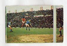 figurina - SAGITTARIO CALCIO 1969-70 N. 20 LANEROSSI/NAPOLI 3-2