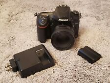 Nikon D750 24.3MP FX Digital Camera with Nifty Fifty!