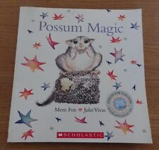 Possum Magic by Mem Fox and Julie Vivas (Collector's 25 yr Edition) VGC