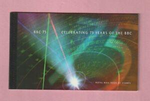 Great Britain, Royal Mail Prestige booklet 1997, BBC 75. DX19
