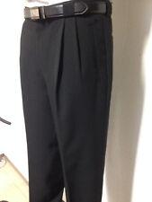 Cabani Herren - Designerhose-Größe 102 -  schwarz