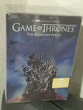 Game of Thrones: Complete Series Seasons 1-8 Dvd Brand New