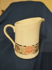 Corningware, Creamer, Silk and Roses, Cream Pitcher 12 oz. 81-Ty