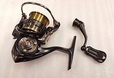 Daiwa EXIST Spinning Fishing Reel, 2-3 lb, 4.8:1 Black - EXIST102