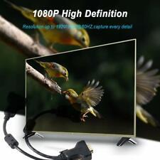 VGA Splitter Cable, Benfei VGA Y Splitter for Screen Duplication 1ft New