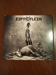 Septicflesh - Titan Digipak CD Limited Edition + Bonus Disc