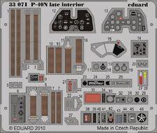 Eduard Zoom 33071 1/32 Curtiss P-40n Warhawk tarde Hasegawa