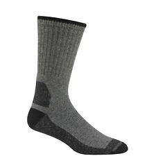 Wigwam At Work Double Duty 2-Pack Crew Socks Mens Womens Heavy Duty Thick