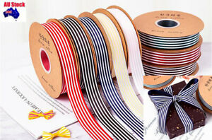 25MM 2M/4M/5M Polyester Party Christmas Tree Box Strip Gift Wrapping Ribbon