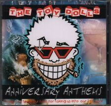 The Toy Dolls(CD Album)Anniversary Anthems-Receiver-RRCD 290 Z-UK-2000-New
