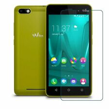 Wiko Lenny 3 Armor Protection Glass Safety Heavy Duty Foil Real 9H