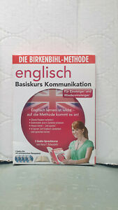 Englisch Basiskurs Kommunikation Birkenbihl 4 CD´s
